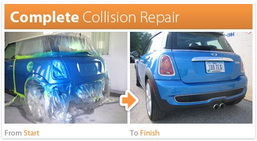 Complete Collision Repair